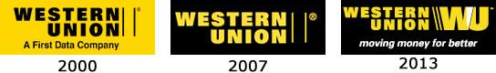 logo history western union