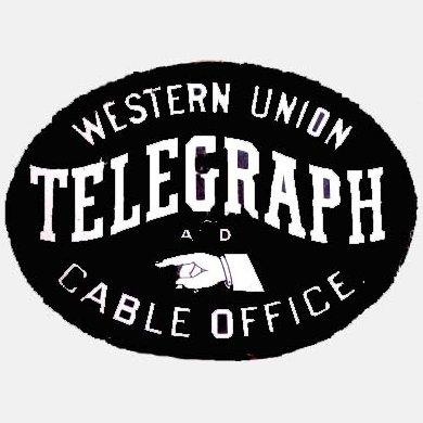 western union logo 1851