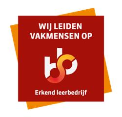 officieel logo ssb erkend leerbedrijf